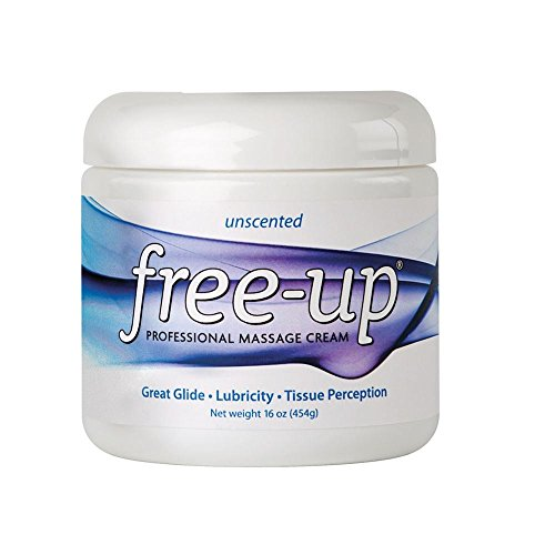 - Free-Up Soft Tissue Massage Cream, 16 oz