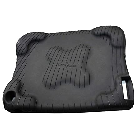 iPad 2 Gaming Glove Case Gecko Gear  Black  Screen Protectors