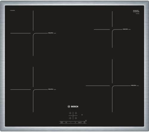 Bosch PUE645BB1E - Placade inducción ,Integrable, Terminación en ...