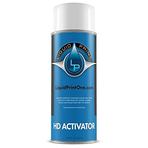 Hydrographics HD Activator Aerosol 12 ounce