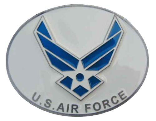 Air Force Belt Buckle (U.S. Air Force Novelty Belt Buckle)