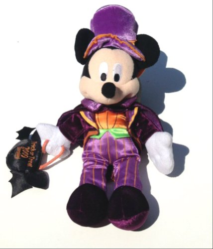 Trick or Treat Mickey Mouse Plush