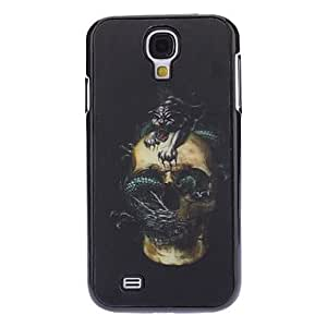 NEW 3D Effect Cool Skull with Tiger Design Durable Hard Case for Samsung Galaxy S4 I9500
