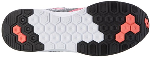Lotto Speedride 200W, Zapatillas de Running Mujer Rosa (Pnk Fl/wht)