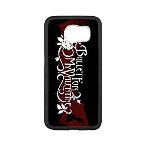 Bullet For My Valentine Samsung Galaxy S6 Cell Phone Black Phone Accessories JVG21G98