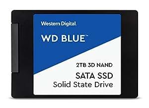 WD 500GB Blue 3D NAND SATA SSD 2.5 inch - WDS500G2B0A