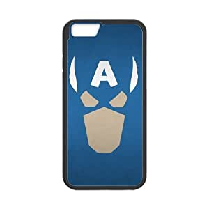 Amazing iphone 6 Case Cover captain america Pattern Tough iphone 6 Hard Back Protector mlb nfl nhl High Quality PC Case Chicago White Sox nd01248 for iPhone 6 Case