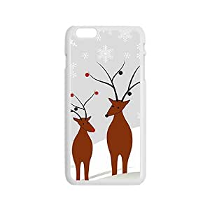 The Elks Hight Quality Plastic Case for Iphone 6