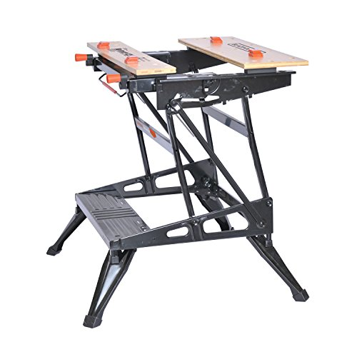 028873494252 - Black & Decker WM425 Workmate 425 550-Pound Capacity Portable Work Bench carousel main 2