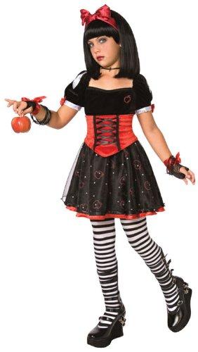 Poisoned Princess Child Costumes (Poisoned Princess Costume - Medium(7-10))