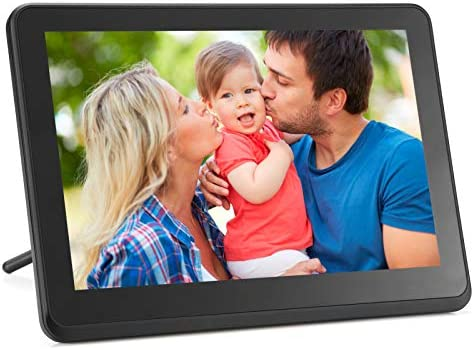 Digital Photo Frame WiFi Digital Picture Frame kimire 1920×1080 Touch Screen