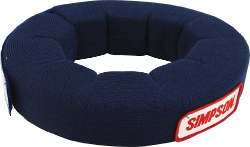 Simpson Racing 23022BL Blue SFI Approved Neck - Simpson Guy