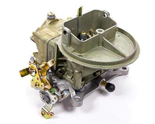 Willys Carb 44122 Carburetor Circle Track 2-Barrel 500 CFM Single Inlet Chromate by WILLYS CARB