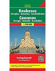 Caucasus/Armenia/Azerbaijan/Georgia by Freytag-Berndt und Artaria (2011-01-01)