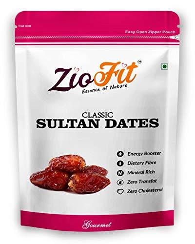Ziofit Classic Sultan Dates, 250g (Buy 1 Get 1 Free)