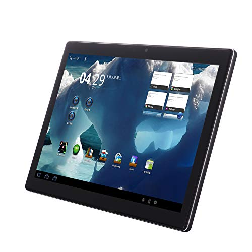 4G LTE 10 inches Tablet Phone 10 core Tablet Deca-Core Android 8.0 1920x1200 IPS Memory 6GB ROM 64GB 4G Double SIM Card Telephone Slice WiFi GPS Electronic 9 4G Network 10 (Black) (10 Inch Android Tablet Phones)