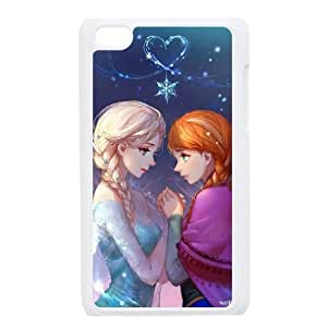 High Quality {YUXUAN-LARA CASE}Cartoon Frozen FOR IPod Touch 4th STYLE-18