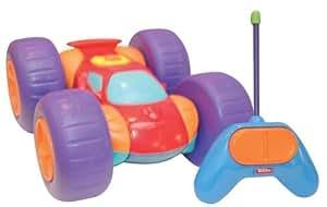 Playskool Tonka Bounce Back Racer, Band A 27 MHZ - Colors May Vary