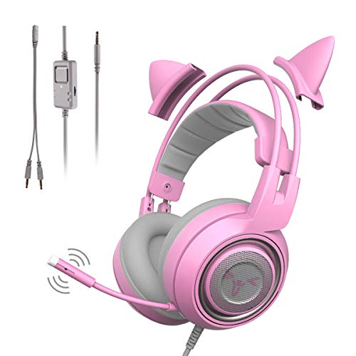 How to buy the best cat ears pink and purple?