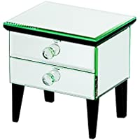Creative Gifts Vesta Box 4 Feet 2 Drawers 4 2