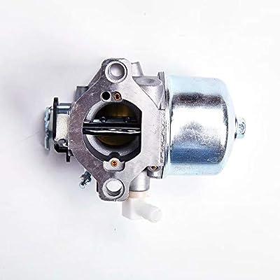 MZY LLC 699831 carburador para Motor de Tractor de césped Briggs ...