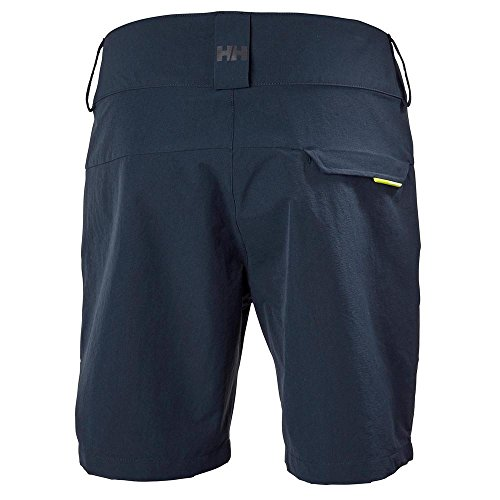 W Helly Mujer Pantalones 597 Crewline Azul azul Cortos Shorts Hansen HHwx4qr5