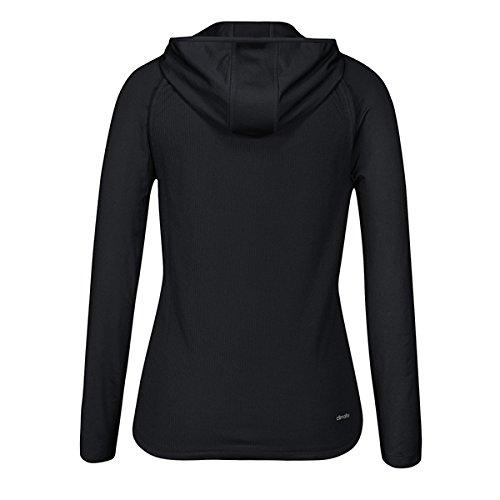 Adidas University Of Nebraska Omaha Træning Med Hætte Til Kvinder Sort-hvid cli7hB
