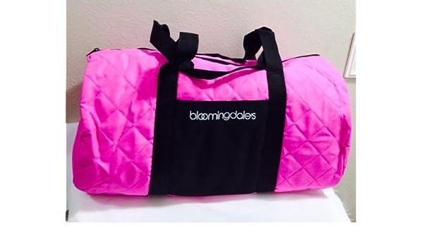 0d3ae2391 Amazon.com: BLOOMINGDALE 'S travel Tote Bag - PINK by Bloomingdale's: Beauty