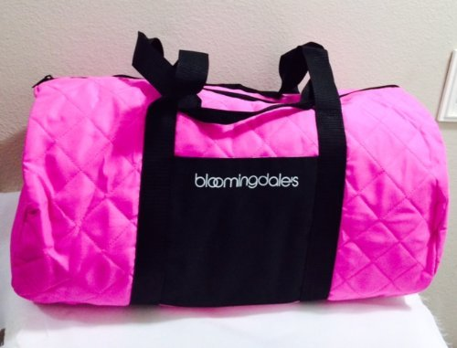 BLOOMINGDALE 'S travel Tote Bag - PINK by Bloomingdale's by Bloomingdale's