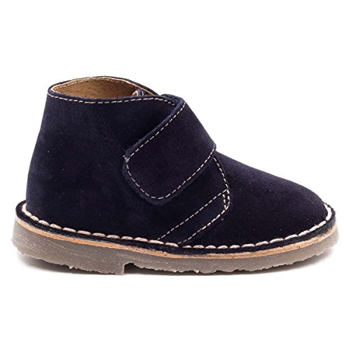 Boni Classic Shoes ,  Unisex Baby High-Top Marineblau