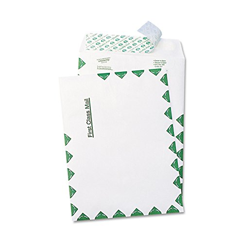 Tyvek USPS First Class Mailer Side Seam 6 x 9 White - First Usps Class Prices Shipping
