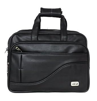 Good Win Office Bag or Laptop Bag For Men's/ Gents 16' Inch Black ...
