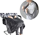 Weighted Lap Blanket 39in x 23in 8 Lbs + Weighted
