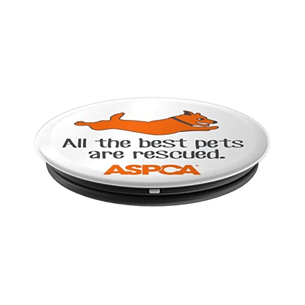 ASPCA All the Best Pets Are Rescued Popsocket - Dog 2
