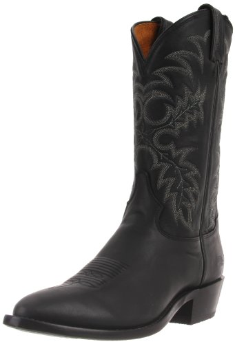 Tony Lama Fashion Boots - Tony Lama Boots Men's Stallion 7900 Boot,Black Stallion,9.5 2E US