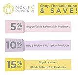 Pickle & Pumpkin Mini Crib Sheets | 100% Organic