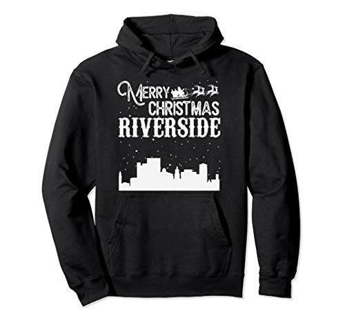 Merry Christmas Y'all Riverside City pullover