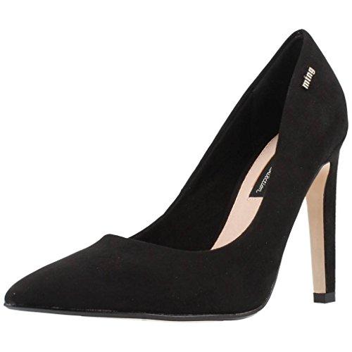 MTNG - 52836 - Firenze - Closed-toe stilettos for women - Size: 4 - Color: Black 4C8NYIodav