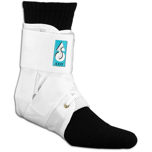 Aso Ankle Stabilizer (ASO White Medium)