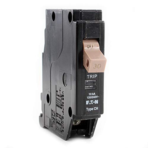 (Cutler Hammer - Circuit Breaker 30a 1pole - CHF130)