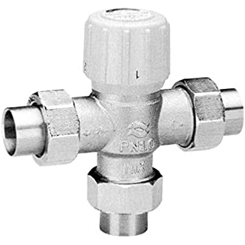 Honeywell AM101-US-1 Sparco Thermostatic Mixing Valve, 3/4