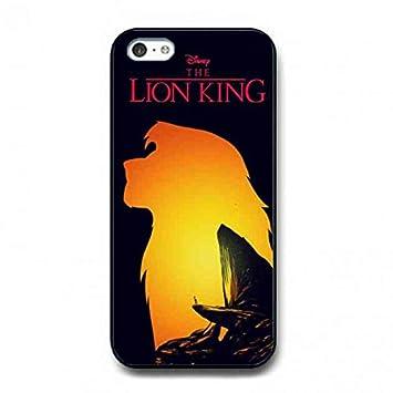 coque iphone 5 le roi lion silicone