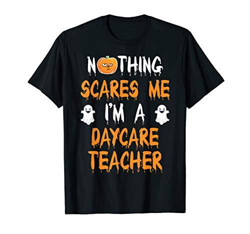 DAYCARE TEACHER Halloween Costume Gift T-Shirt ()
