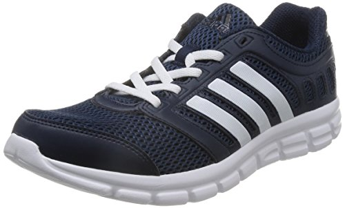 Adidas Brise 101 2 Baskets Lauflernschuhe, Noir Et Bleu (marine Collegiate / Ftwr Coeur Blanc Noir)