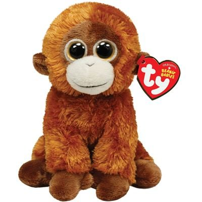 f721ee84cb9 Image Unavailable. Image not available for. Color  Ty Beanie Baby  Schweetheart Plush - Orangutan
