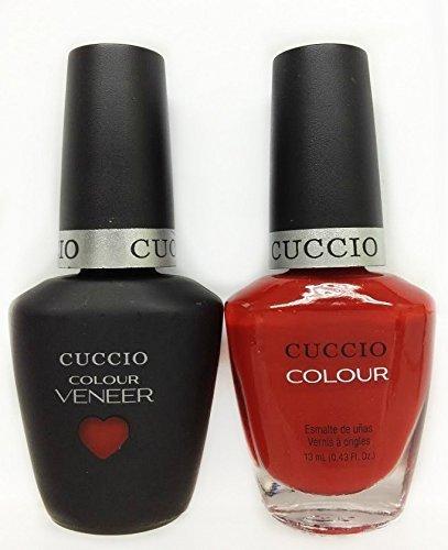 Cuccio Veneer and Colour Matchmaker, Maine Lobster by Cuccio