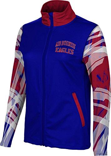 ProSphere Women's AIB Business College Crisscross Full Zip Jacket (Apparel) F1352 by ProSphere