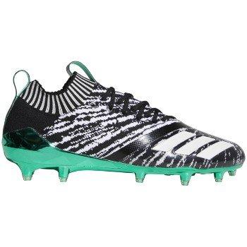 4e75fd49a adidas Adizero 5-Star 7.0 X Primeknit Cleat - Men s Football 16 Core  Black White Hi Res Green