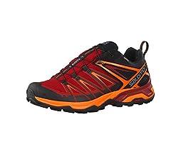 Salomon X Ultra 3 GTX, Zapatillas de Senderismo para Hombre, Gris (Castor Gray/Beluga/Green Sulphur 000), 40 EU: Amazon.es: Zapatos y complementos