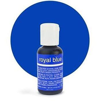 Chefmaster Liqua-Gel Royal Blue .70 oz CM5103